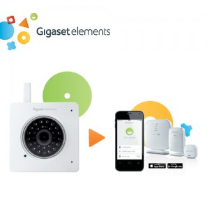 Gigaset elements IP Video camera for your Smart Home