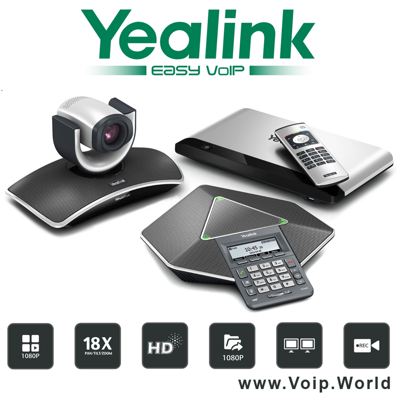 Yealink VC400 full-HD Video Conferencing SystemYealink VC400 full-HD Video Conferencing System